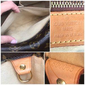 Louis Vuitton Bags - Louis Vuitton Luco Monogram Canvas Tote Bag